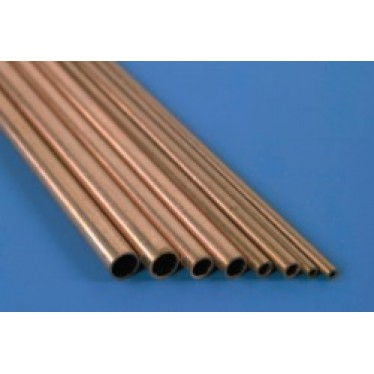 K&S Round Copper Tube 3mmx1m 3961 (1)