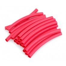 CR125 Heatshrink 6.0mm dia Red Core RC ..