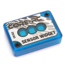 SchumacherCR162 - CORE RC Sensor Checking Widget