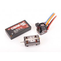 Schumacher Core RC CR175 - GT12 Power Plant-PACE ESC/SP 13.5/1S Lipo