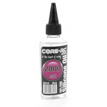 Schumacher CORE RC CR216 Silicone Oil - 2000 cSt - 60ml