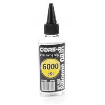 CORE RC Silicone Oil - 6000cSt - 60ml