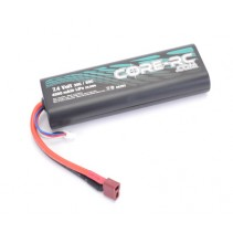 Core RC 4000mAHr 7.4V 30/ 60C 2s LiPo  CR293