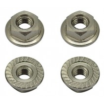 Core RC Titanium Wheel Nuts M4 CR304