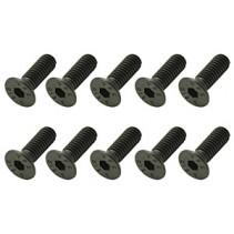 Core RC Steel Csk Hex Screws M4 x12 (10) CR356