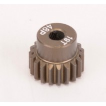 Core RC Pinion Gear 48DP 19T (7075 Hard) CR4819