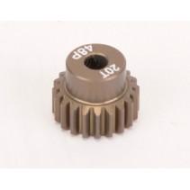 Schumacher U4820 Pinion Gear 48DP 20T (7075 Hard)