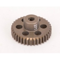 Schumacher Core RC CR4837 Pinion Gear 48DP 37T (7075 Hard)