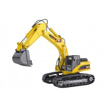 Huina 1/14 Full Alloy 23Ch 2.4G V2 Excavator CY1580