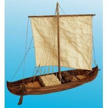 Dusek Viking Ship Knarr Wooden Display Kit 1:35 D007