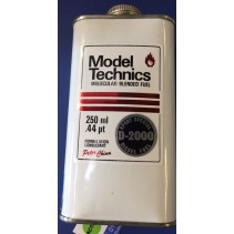 Model Technics D2000 .25L Diesel Fuel Sports Special