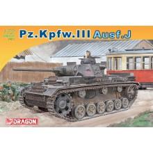 Dragon D7372 Pz.Kpfw.III Ausf.J  1/72