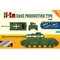 Cyber-Hobby JS-2m ChKZ Prod Type 51 w/Soviet Gen 2 Weapons D9151