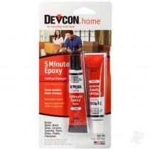 Devcon 5 Minute Epoxy (2x .5oz Tubes) DEV20545