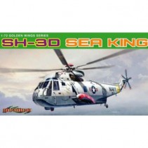 Dragon DR5109 Sea King SH-3D U.S. Navy 1/72