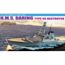 Dragon DR7093 HMS Daring Type 45 1/700