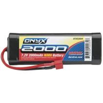 Duratex Onyx NiMH 6C 7.2V 2000mAh Stick Deans
