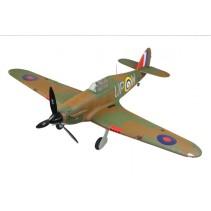 Dynam DYN8966 Hawker Hurricane Mk1 1250mm w/o TX/RX/Batt