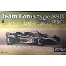 Ebbro Team Lotus type 88B (1981) E010