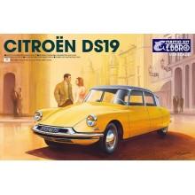 Ebbro Citron DS19  E25005 1/24
