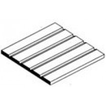 """V-Groove .050"""" Spacing (1.3mm) .040"""" Thick (1.0mm)"""