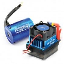 Etronix Photon 2.1W System W/11.0R 3450Kv Motor/45A ESC ET0411