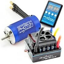 Etronix Photon 1/8 combo W/3.5D 2150KV Motor/120A ESC ET0435