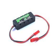 Etronix LiPo Regulator 7.4V 5A w/casing ET0557