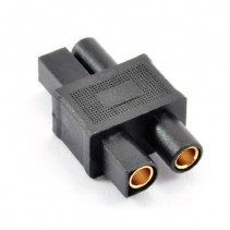 Tamiya to EC3 One-Piece Adaptor Plug ET0851E