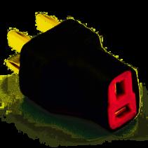 Etronix Deans Parallel Dual Adaptor Plug ET0855