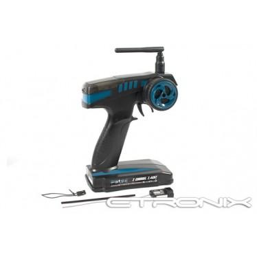 Etronix Pulse GFSK EX2 Sport 2.4Ghz Wheel 2Ch Radio Handset ET1060
