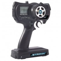 Etronix Pulse EX3 G PRO 3 Channel 2.4G FHSS Wheel Radio System  ET1115