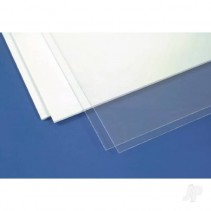 Evergreen 6x12in (15x30cm) White Sheet .015in Thick x3 EVG9015
