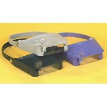 Excel Blades MagniVisor Deluxe Head-Worn Magnifier EXL70020