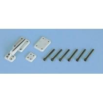Graupner 3665.2 Rudder Hinge Flaps (Large)