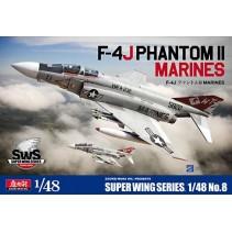 Zoukei Mura SWS48-08 F4J Phamtom II Marines SWS48-08