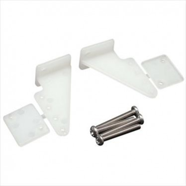 Great Planes Large Nylon Control Horns (2) F-GPMQ3901