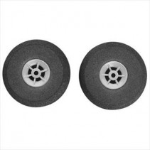 "Great Planes 2"" 51mm UltraLite Wheels (2) F-GPMQ4201"