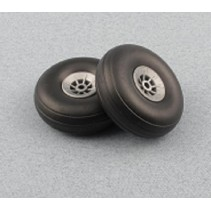"Radio Active Airwheel Nylon Hub 50mm/2"" (2) F-RAA1205"