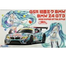 FUJIMI BMW Z4 GT3 GSR 2012 SUPER GT RD.2 FUJI F189901