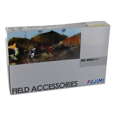 Fujimi F36038 Field Accessories 1/76