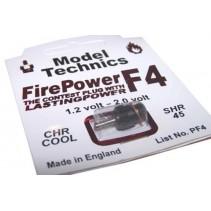 Firepower F4 Glow Plug - Cool