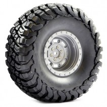 Fastrax 1/10 Crawler Granite 2.2 Scale Wheel dia. 140mm Tyre FAST1267G