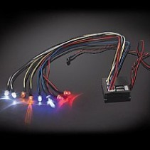 FASTRAX Flashing Light Kit Multiple Functions 8-LED Lights FAST197