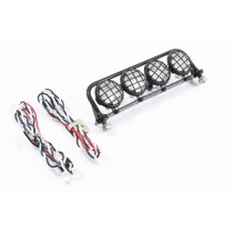 Fastrax 4 Light Set with Roll Bar FAST307-3