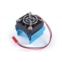 Fastrax 1/8 Aluminium Motor Heatsink Fan Unit FAST36-6