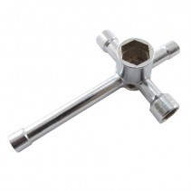 Fastrax FAST625 6-Way Cross Wrench