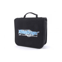 Fastrax Mega Tool Carry Bag 40 Slots, Zip Slot, 2 Layers FAST682