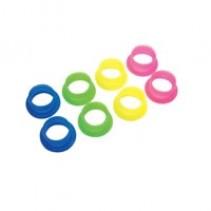 Fastrax FAST954 1/8th Manifold Seals Blue (2)