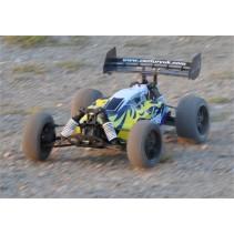 BSD Racing 1-BS219R Flux Assault V2 Buggy 4wd 1/10 7.4 NiMh